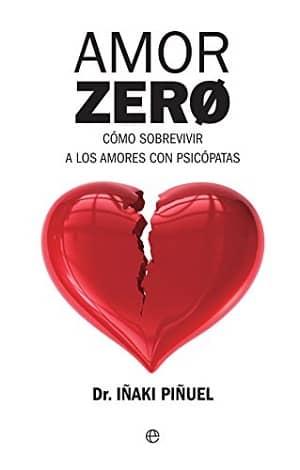 portada del libro amar zero