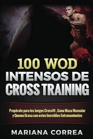 portada del libro 100 wod intensos de cross training
