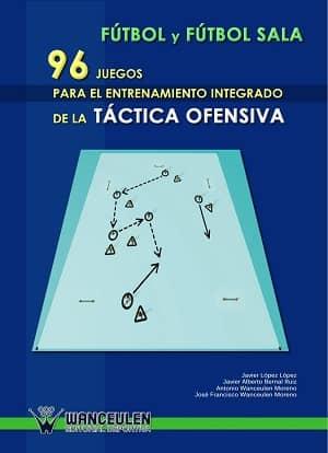 portada del libro 96 juegos para el entrenamiento integrado