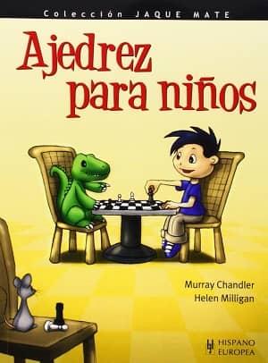portada del libro ajedrez para niños