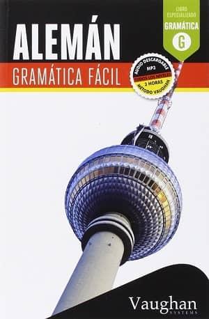 portada del libro alemán gramática fácil