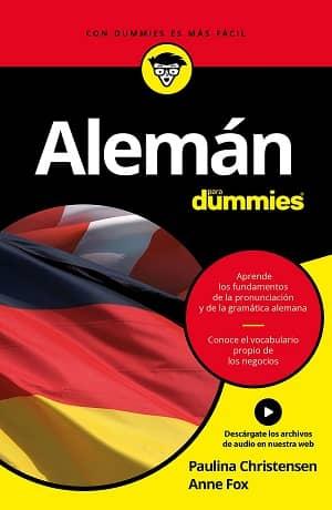 portada del libro alemán para dummies