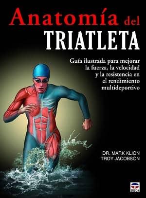 portada del libro anatomia del triatleta