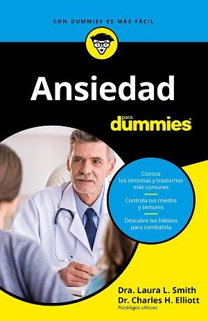 portada del libro ansiedad para dummies