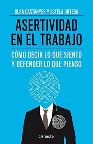 portada del libro asertividad en el trabajo