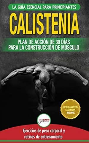 portada del libro calistenia guía esencial para principiantes
