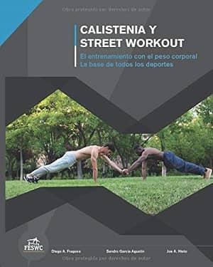 portada del libro calistenia y street workout