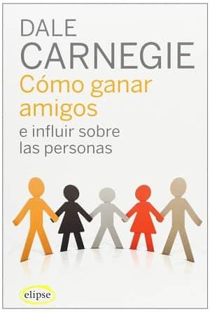 portada del libro como ganar amigos e influir sobre las personas