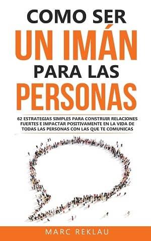 portada del libro como ser un imán para las personas
