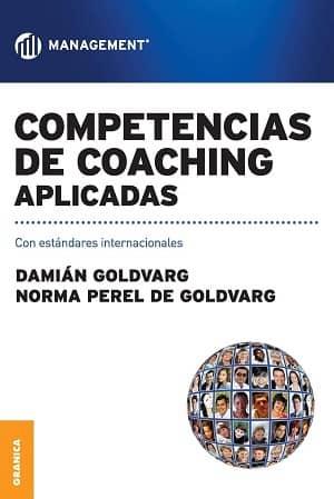 portada del libro competencias de coaching aplicadas