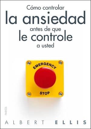 portada del libro cómo controlar la ansiedad antes de que le controle a usted