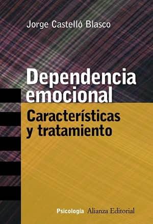 portada del libro dependencia emocional