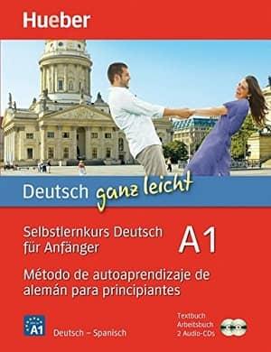 portada del libro deutsch ganz leicht
