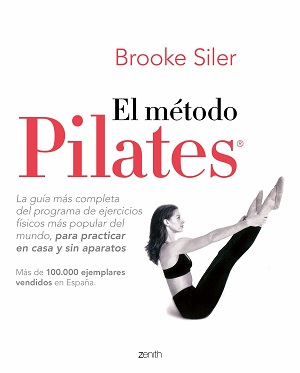 portada del libro el método pilates