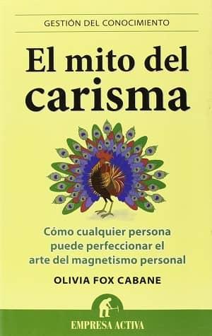 portada del libro el mito del carisma