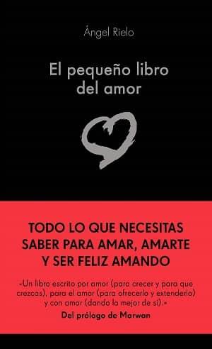 portada del libro el pequeño libro del amor
