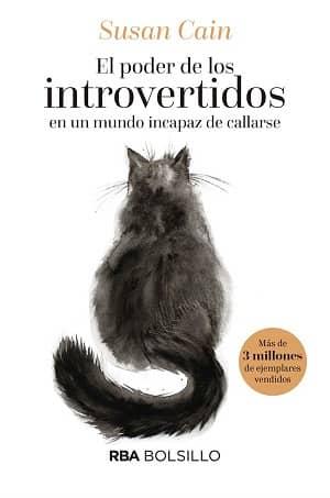 portada del libro el poder de los introvertidos