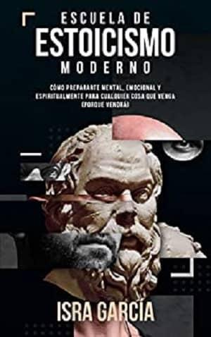portada del libro escuela de estoicismo moderno