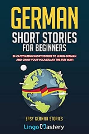 portada del libro german short stories for beginners