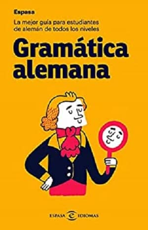 portada del libro gramática alemana