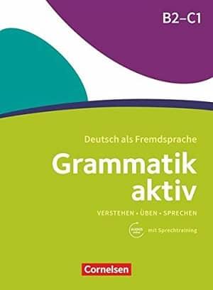 portada del libro grammatik aktiv b2-c1