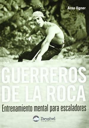 portada del libro guerreros de la roca