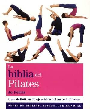 portada del libro la biblia del pilates