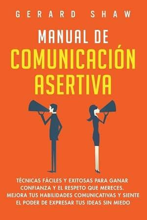 portada del libro manual de comunicación asertiva
