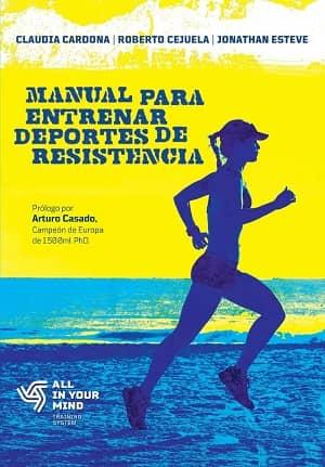 portada del libro manual para entrenar deportes de resistencia