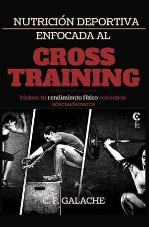 portada del libro nutrición deportiva enfocada al cross training