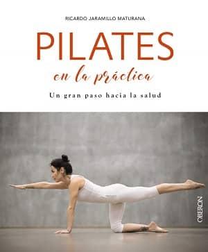 portada del libro pilates en la práctica