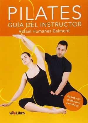 portada del libro pilates: guía del instructor