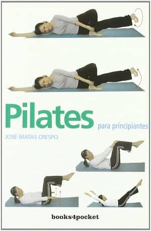 portada del libro pilates para principiantes