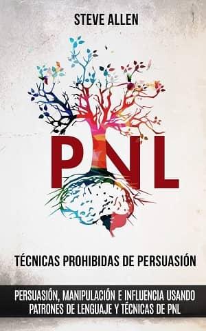 portada del libro pnl técnicas prohibidas de persuasión