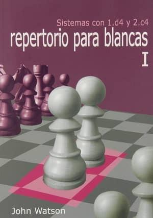 portada del libro repertorio para blancas