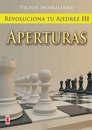portada del libro revoluciona tu ajedrez