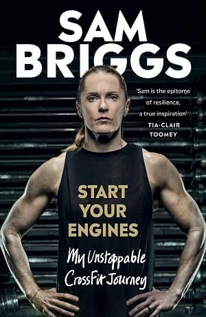 portada del libro start your engines my unstoppable crossFit journey