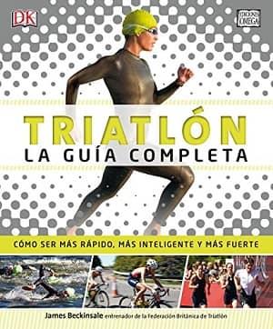 portada del libro triatlón la guía completa