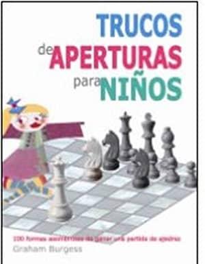 portada del libro trucos de aperturas para niños