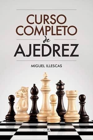 portada del libro curso completo de ajedrez