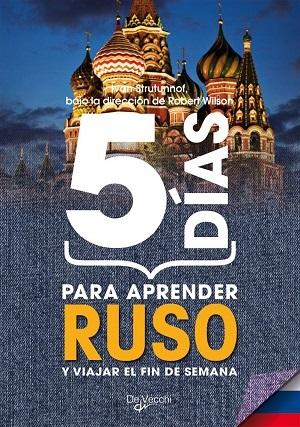 portada del libro 5 días para aprender ruso