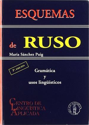 portada del libro esquemas de ruso