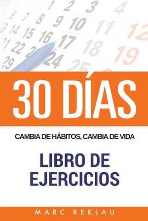 portada del libro 30días cambia hábitos, cambia de vida