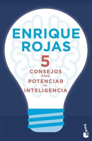 portada del libro 5 consejos para potenciar la inteligencia