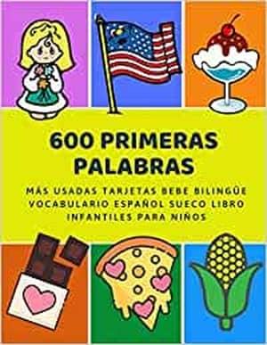 portada del libro 600 primeras palabras