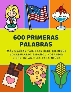 portada del libro 6000 primeras palabras más usadas
