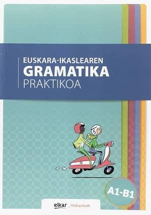 portada del libro Euskara-ikaslearen gramatika praktikoa