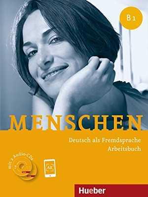 portada del libro menschen B1