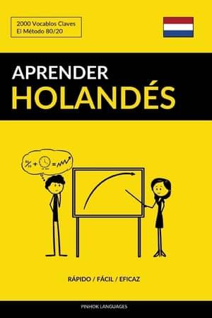portada del libro aprender holandés rápido