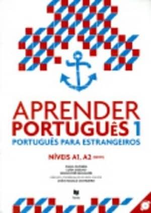portada del libro aprender portugués 1
